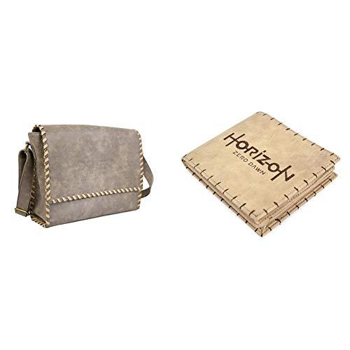 Horizon Zero Dawn Messenger Bag Logo & Horizon Zero Dawn Wallet Aloy