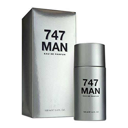 747 Man 3.4oz. EDP Men Spray by Sandora by Sandora