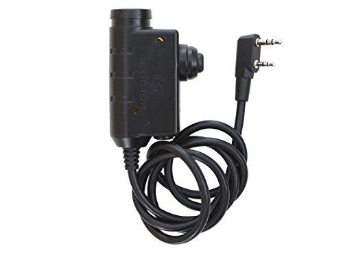 Earmor PTT Einheit/Sprechtaste Headset - Kenwood Version [M51-KEN]