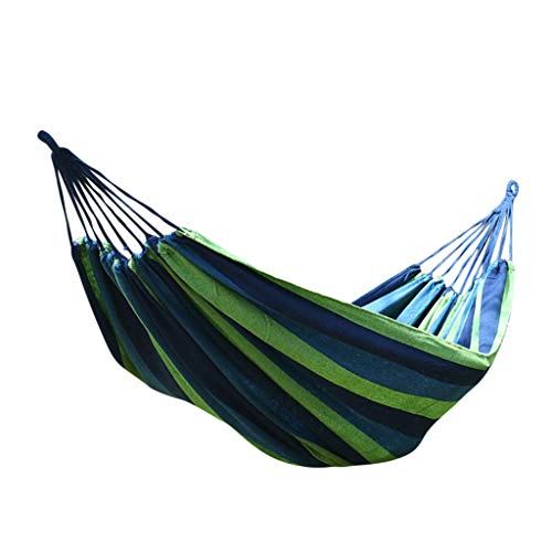 Aploa Garden Hammock Single Double Camping Lightweight Portable Hammock With Tree Straps Garden Furniture Sets Swing Chairs Hanging Chair For Indoor And Outdoor Camping Hiking Travel