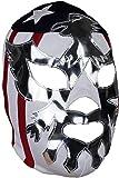 Luchador Mask Adult Size Lucha Libre Adult Mexican Wrestling Costume Pro-Fit Lycra Mask (Choose Design)