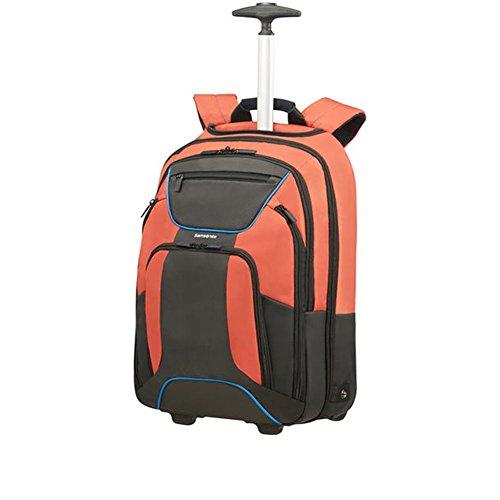 Samsonite Lapt. Backpack/Wh 17.3' (Orange/Anthracite) -Kleur Rucksack, Orange/Anthracite
