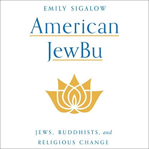 Couverture de American JewBu