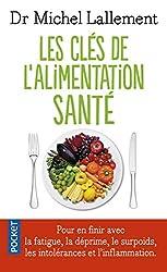 livre Les Clés de l'alimentation santé