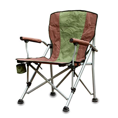 GHH Outdoor Chaises De Camping Pliantes Chaise De Loisirs Portable Moon Festivals Pêche,Green