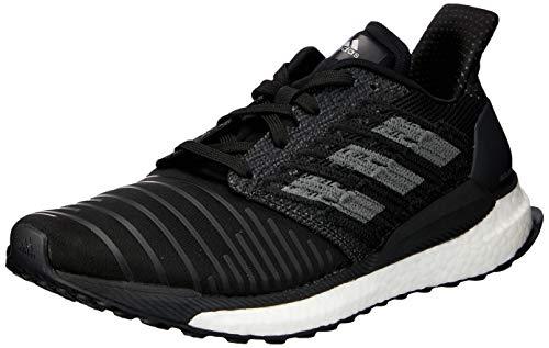 Adidas Solar Boost W, Zapatillas de Running Mujer, Negro (Core Black/Grey Four F17/Ftwr White Core Black/Grey Four F17/Ftwr White), 40 EU