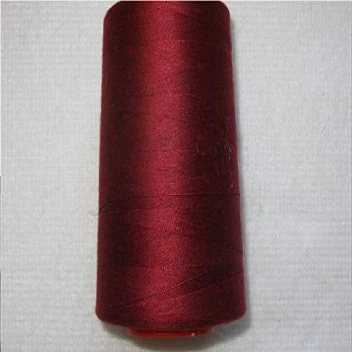 Bordeaux 33 Sewing Supplies Direct Pied-de-biche Machine à coudre polyester fil quatre 5000 M Cônes pour £ (