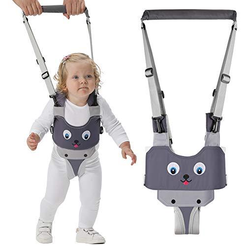 Arnés Bebe para Caminar,KNMY Ajustable Arnés de Seguridad Bebe con Hebilla de Seguridad,4 en 1 funcional Arnés Tirantes de Bebé Protección 8-24 meses