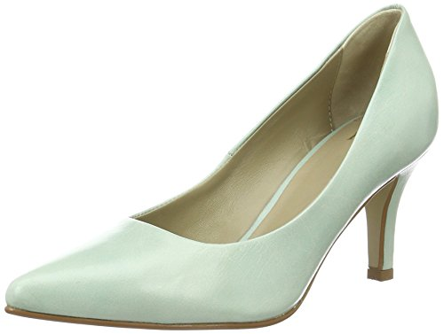 Noe Antwerp Damen NICA Pumps, Blau (Light Aqua), 38 EU