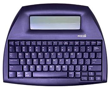 Neo2 Alphasmart Word Processor with Full Size Keyboard Calculator
