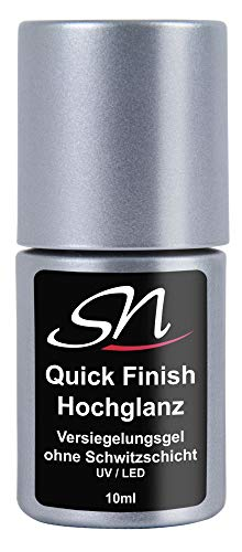 SN Nageldesign -   Quick Finish