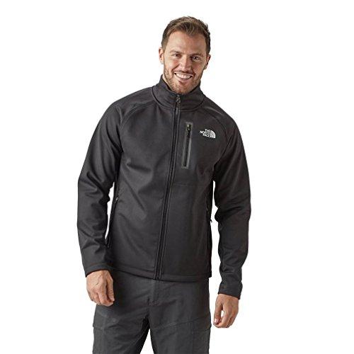 North Face M Canyonlands Soft Shell Jacket - Chaqueta, Hombre, Negro - (TNF Black)