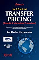 Law & Practice of Transfer Pricing