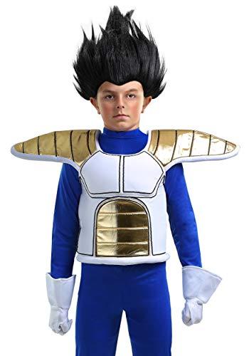 Fun Costumes Child Dragon Ball Z Saiyan Armor Accessory Medium
