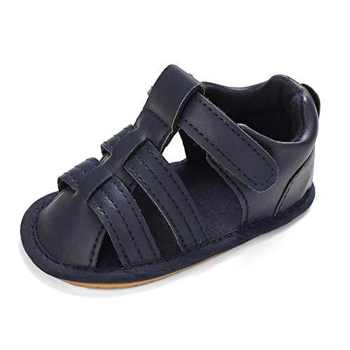 Cheerful Mario Zapatos Sandalias Para bebé Niñas Niños Primer Caminar Zapatos Con Punta Cerrada Para Niños
