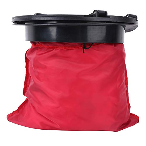 Romantic PresentFishing Boat Accessory Lightweight Portable 9IN 650g Standard Round Compartment Cover Round Compartment Cover Access Cover Compartment Cover Canoeing For Fishing Boat
