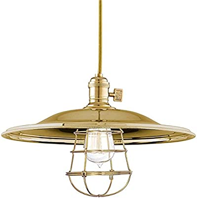 Amazon.com: Hudson Valley Lighting 8002-AGB-MM1-WG Heirloom ...