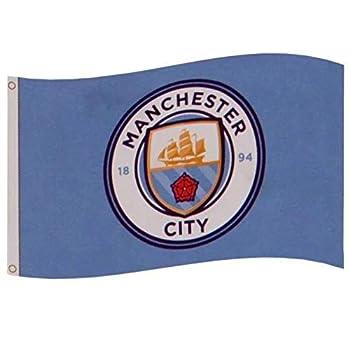 Manchester City F.c Flagcc