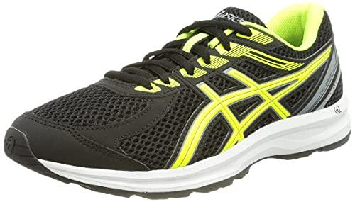 ASICS 1011A738-005_44, Zapatillas de Running Hombre, Negro, EU