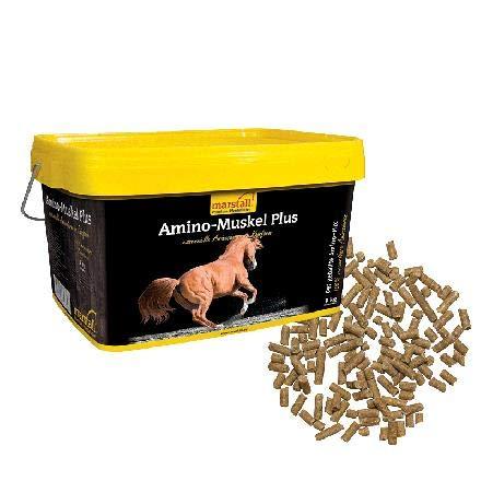 Marstall Amino Muskel Plus 1,2kg Admr Konform