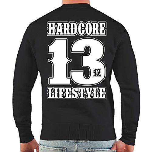 Life Is Pain Männer und Herren Sweatshirt LA Familia we Could be Friends Größe S - 10XL