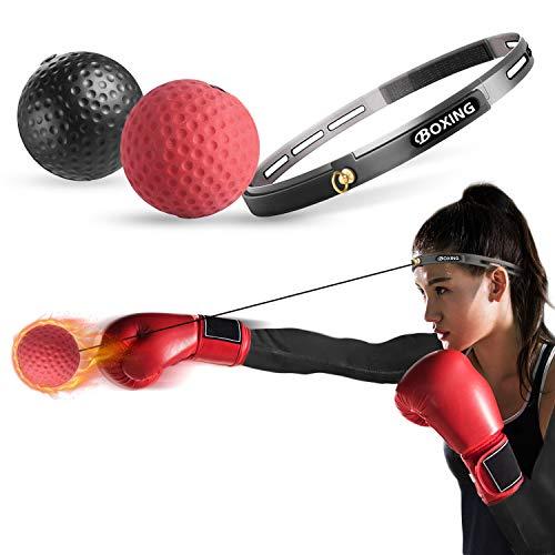 パンチングボール 打撃練習 簡単に動体視力の強化