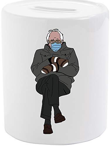 EZYshirt® Bernie Sanders Spardose   Kaffekasse