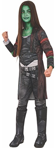 Guardians Of The Galaxy Vol 2 Gamora Costume Child Medium