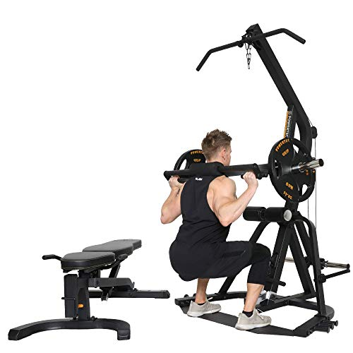 Workbench LeverGym, Black