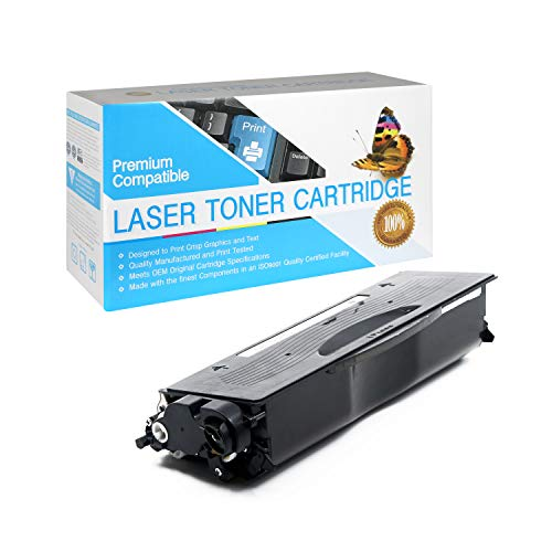 SuppliesOutlet Compatible Toner Cartridge Replacement for Brother TN550 / TN580 (Jumbo Black,1 Pack)