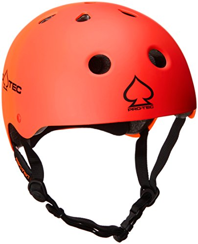 Pro-Tec Classic Certified Helmet Red Fade Large