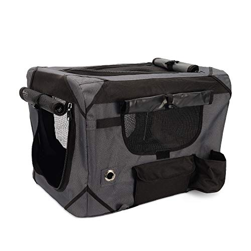 Dogit Deluxe Soft Crate for Pets with Storage Case