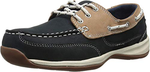 Rockport Work Women's Sailing Club RK670 Work Shoe,...