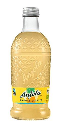 Anjola - das Original - 0,33l Glasflasche / Ananasflasche inkl. Pfand
