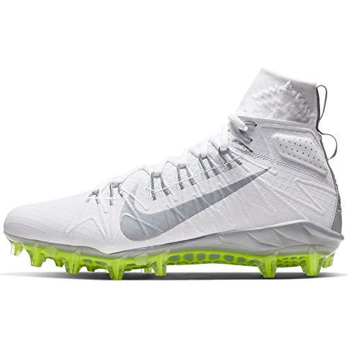 Nike Alpha Huarache 7 Elite Lax Mens Football Cleats Cj0224-103 Size 15