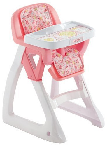 Corolle - Accessoire Poupon - Mon Premier - La Nursery - Chaise Haute Mon Premier M2164