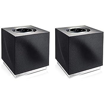 Naim Mu-so Qb Wireless Music System - 1st Gen. - 2 Rooms x 300W (Brushed Aluminum)