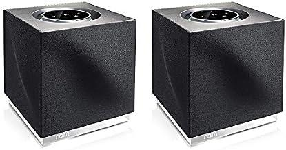 Naim Mu-so Qb V1 Wireless Music System - 2 Rooms (Black)