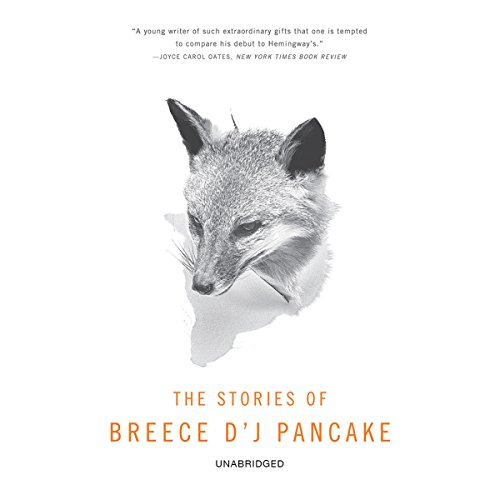 The Stories of Breece D'J Pancake audiobook cover art