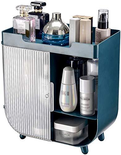 Multifunctional Organizador de maquillaje, organizador de cosméticos / caja para baño, cajones de organizador, maquillaje Brush Organizer Space Saving Space Space Caja de almacenamiento de maquillaje