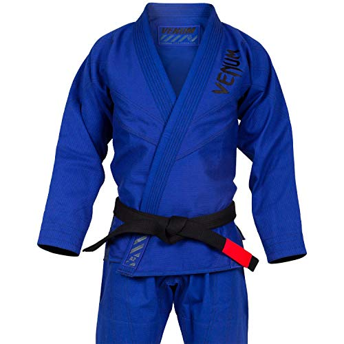 Venum Power 2.0 Kimono JJB Mixte Adulte, Bleu Royal, FR : L (Taille Fabricant : A3)