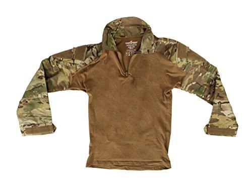 Invader Gear Combat Shirt, mit Oberarmtaschen, Hoher Tragecomfort - ATP XL