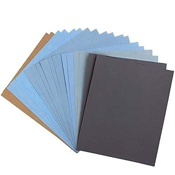 Best 3200 grit sandpaper Reviews