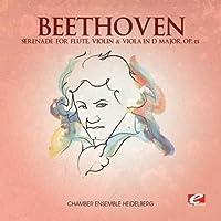 Serenade for Flute Violin & Viola