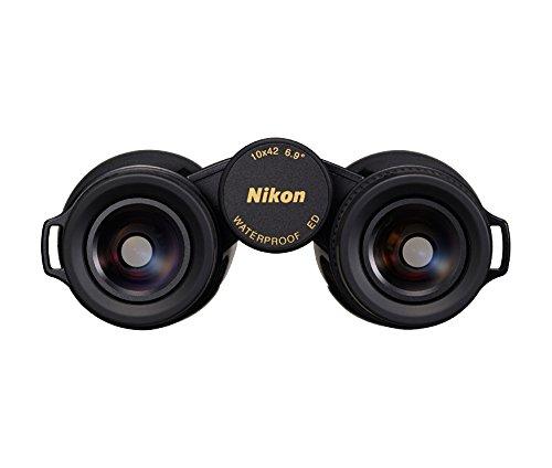 Nikon Monarch HG 10 x 42 Binoculars (131 mm, 56 mm, 680 g) Black