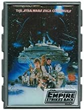 Disney Pins - Star Wars - Celebration 5 Event Poster - Empire Strikes Back Poster - Bespin City, Cloud City, Darth Vader, Luke, Lando and Cast - Limited Edition Pin 79295