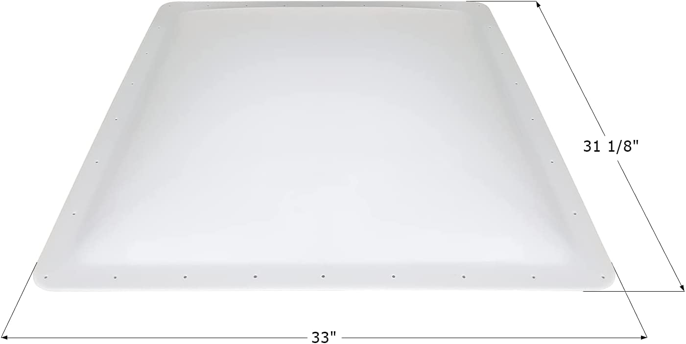 ICON 14315 Cheap Skylight Very popular! White SL2830W