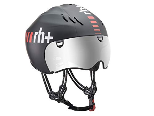 rh+ CASCO BIKE Z CRONO MATT BLACK XS/M