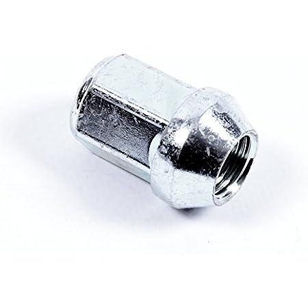 X Parts 20 Radmuttern Muttern M14x1 5x34mm Sw19 Ke Kegelbund 60 Alufelgen Geschlossen Auto