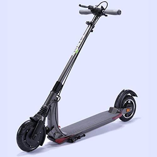 Ecosmart Riders E-twow GT 2020 700 W | Premium Elektro-Scooter (schwarz)